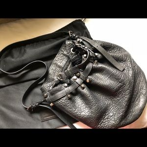Alexander Wang Diego Large Bag Black Handbag